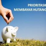 Prioritaskan Membayar Hutang