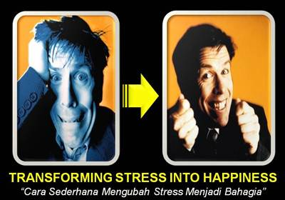 Transforming Stress Into Happiness New crop