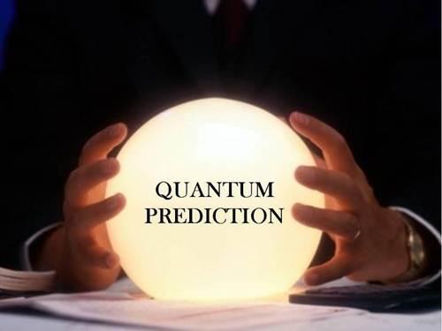 quantum prediction